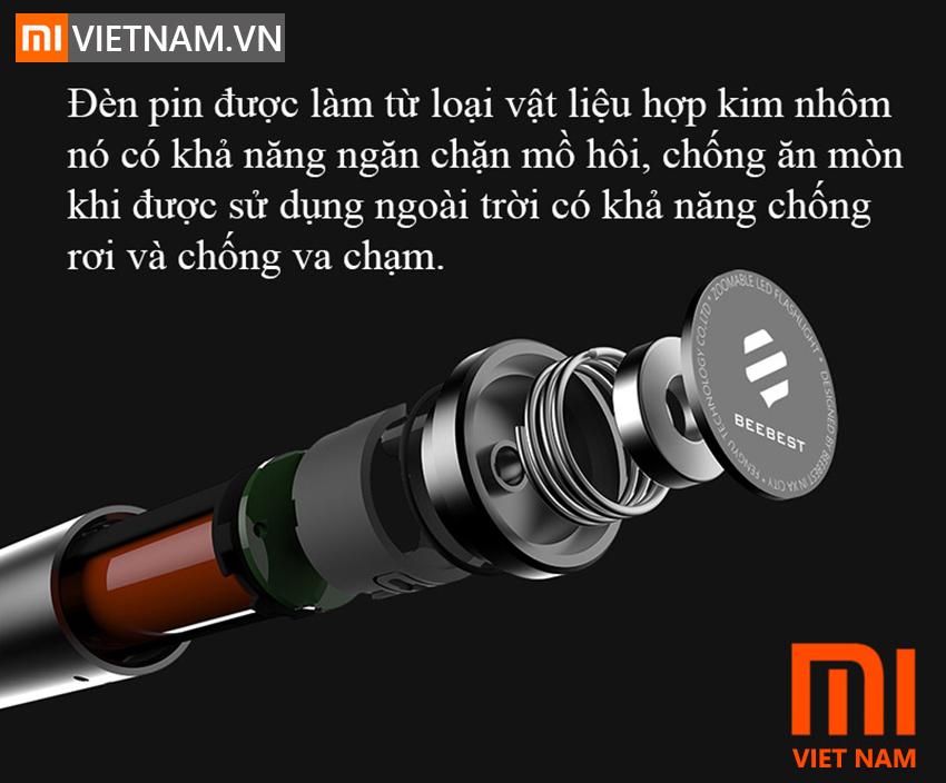 MIVIETNAM-DEN-PIN-CAM-TAY-XIAOMI-BEEBEST