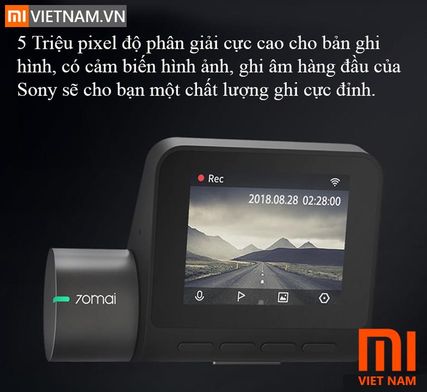 Camera Hành Trình 70Mai Pro Dashcam