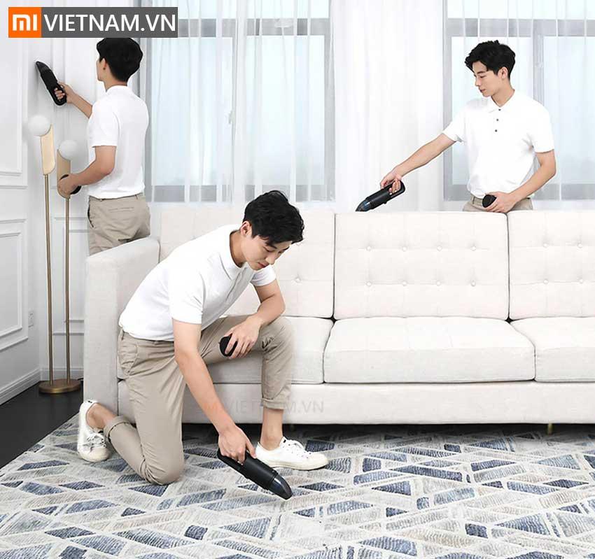 Máy Hút Bụi Di Động Cleanfly-FVQ
