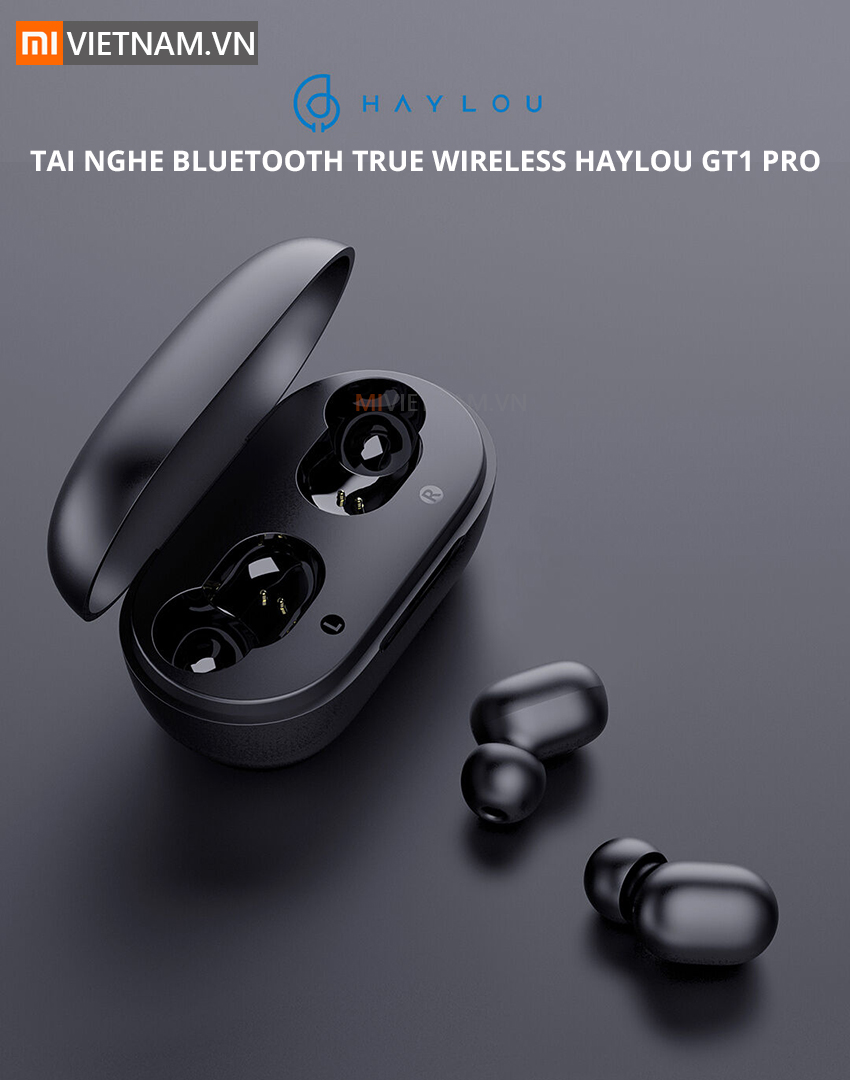 Tai nghe Bluetooth True Wireless Haylou GT1 Pro