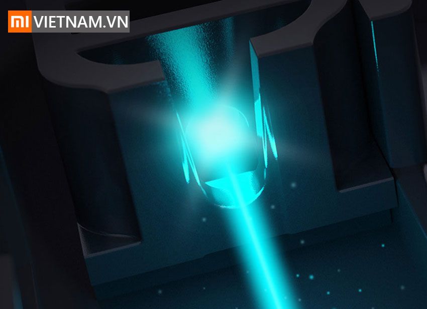 Cảm biến laser | Máy Lấy Gió Ngoài Mi Air Purifier Smart Out Door