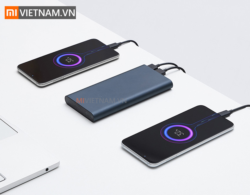 Mi Powerbank 3 PLM13ZM