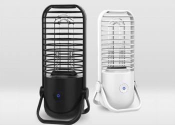 Chống lại virus Corona, Xiaomi giới thiệu đèn khử trùng diệt 99.9% vi khuẩn trong không khí