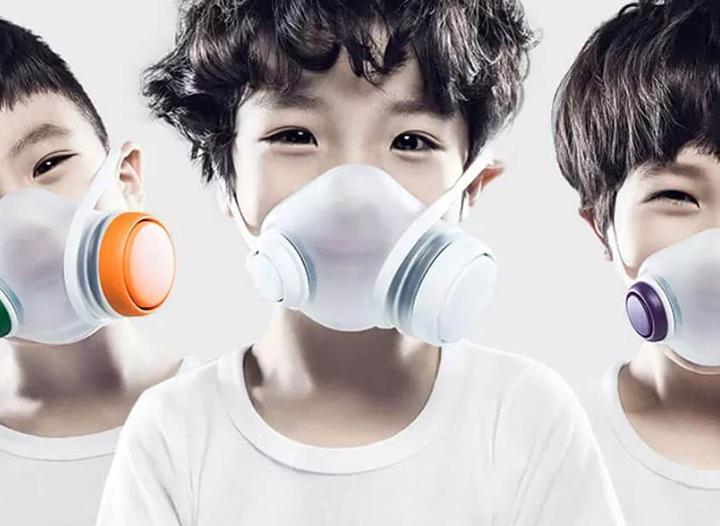 Xiaomi ra mắt mặt nạ chống khuẩn bảo vệ trẻ em F95