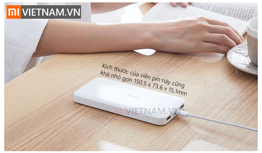 Power Bank 10000mAh PB100LZM