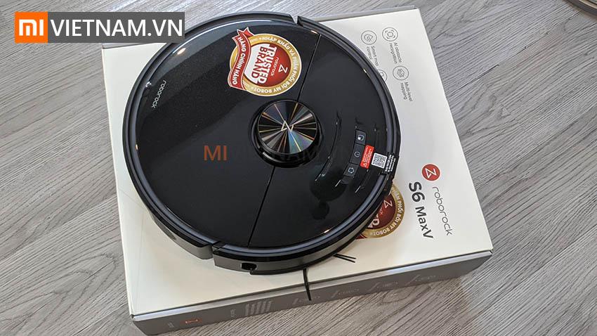 Robot Hút Bụi Lau Nhà Roborock S6 MaxV | Ảnh thật 6