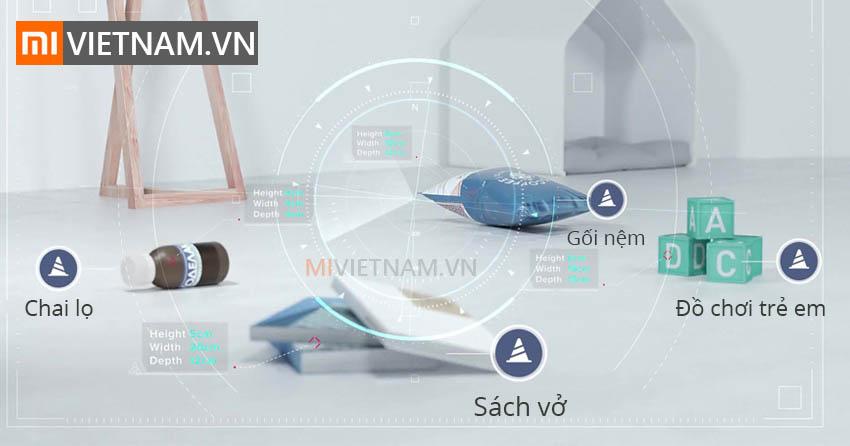 Robot Hút Bụi Lau Nhà Roborock S6 MaxV
