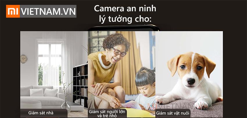 Camera Giám Sát An Ninh Qihoo AC1C Full HD 1080P