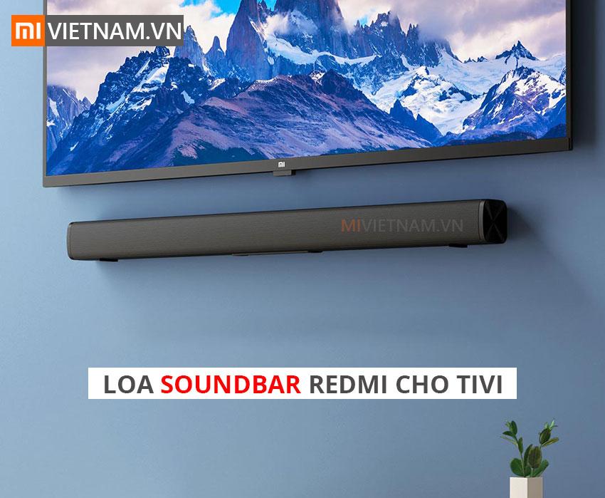 Loa Soundbar Redmi Cho Tivi