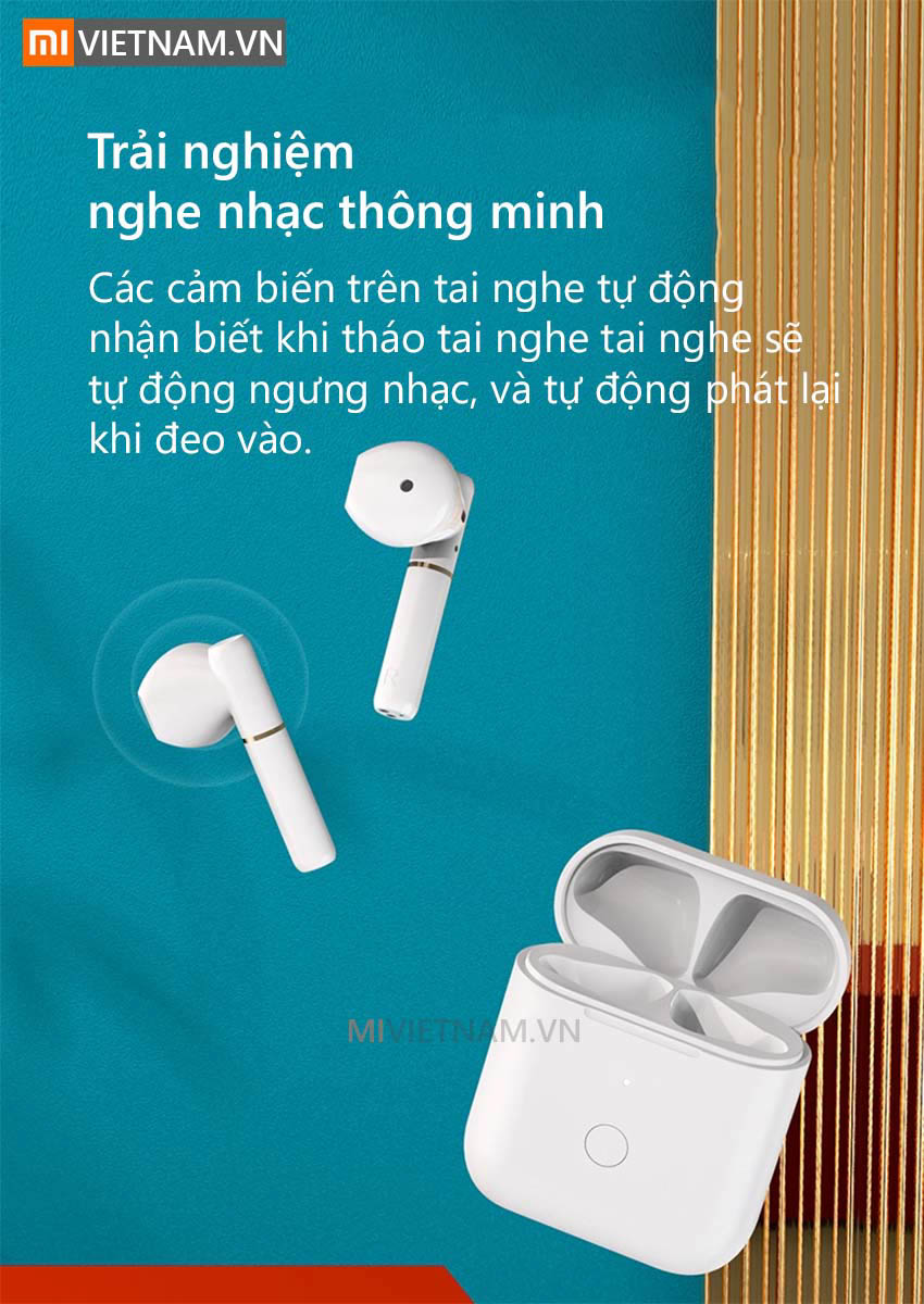Tai nghe Bluetooth True Wireless QCY T8
