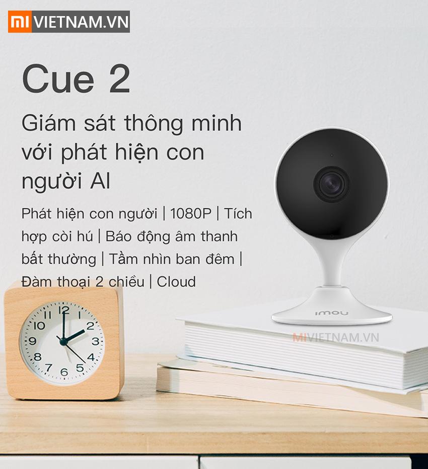 Camera Giám Sát An Ninh IMOU Cue 2