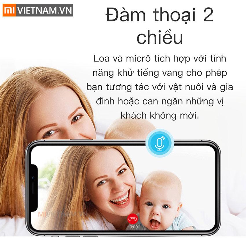 Camera Giám Sát An Ninh Xoay 360° IMOU Ranger 2 11