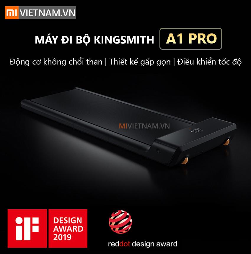 Máy Đi Bộ KingSmith A1 Pro
