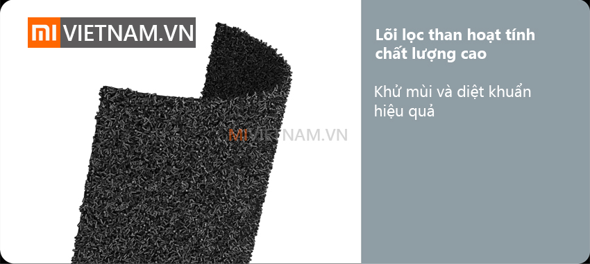 Diệt khuẩn 99% | Máy Lọc Không Khí Xiaomi