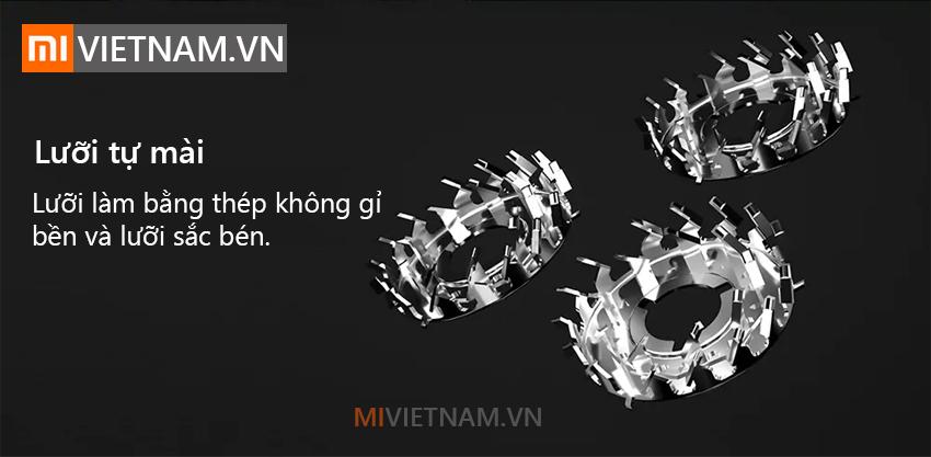 Máy Cạo Râu Xiaomi Blackstone 3