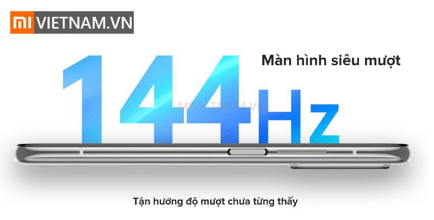 144hz màn hình siêu mượt | Xiaomi Mi 10T Pro 5G