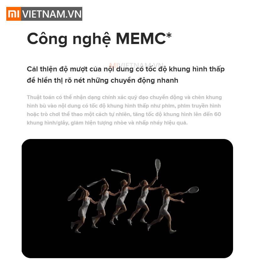 Công nghệ MEMC | Xiaomi Mi 10T Pro 5G