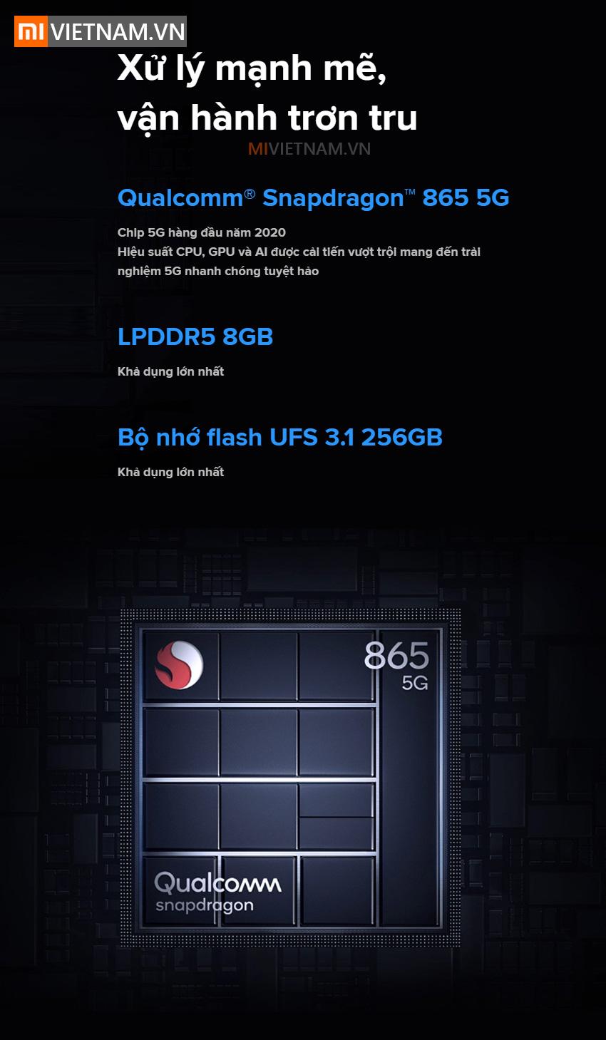 Xử lý mạnh mẽ vận hành trơn tru | Xiaomi Mi 10T Pro 5G