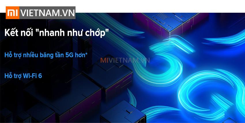 Kết nối nhanh như chớp | Xiaomi Mi 10T Pro 5G