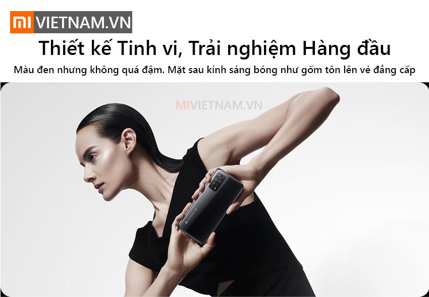 Thiết kế tinh vi trải nghiệm hàng đầu | Xiaomi Mi 10T Pro 5G