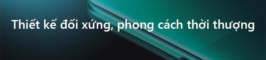 Thiết kế đối xứng | Xiaomi Redmi Note 9 Pro