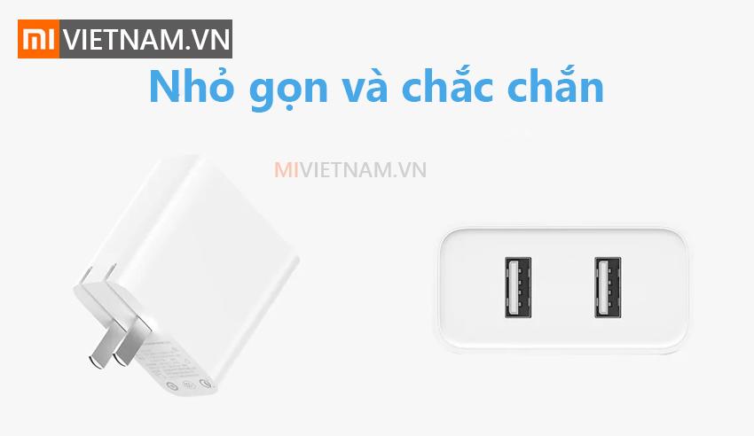Củ Sạc Nhanh Xiaomi 36W