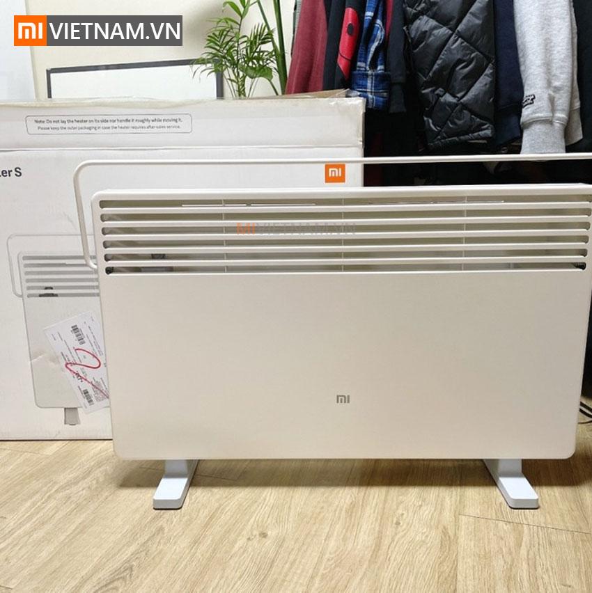 Máy sưởi điện Xiaomi Smart Space Heater S Model : KRDNQ03ZM