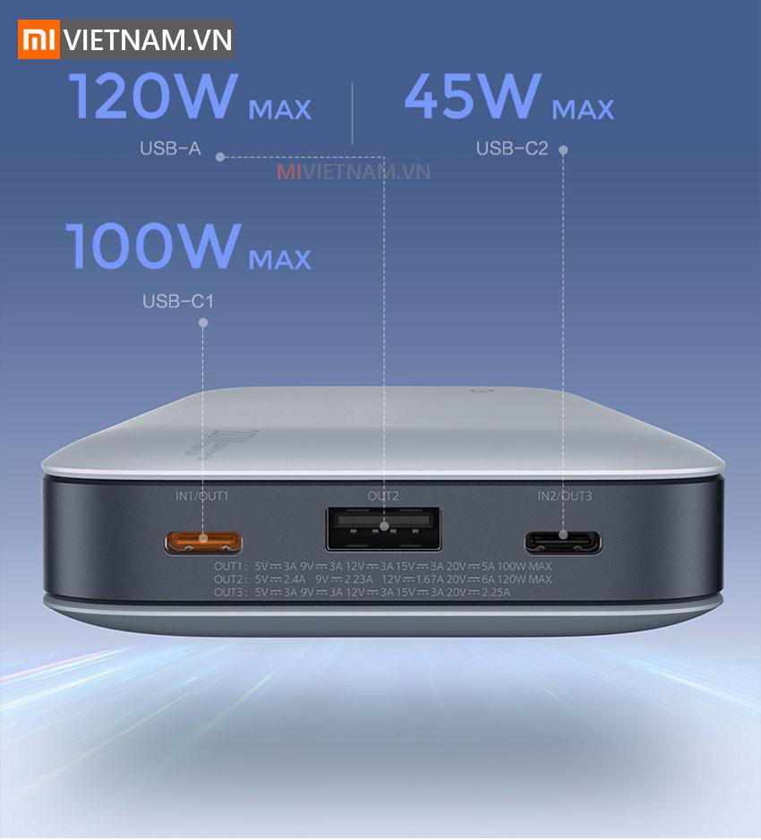 ZMI QB826 - công suất 120w