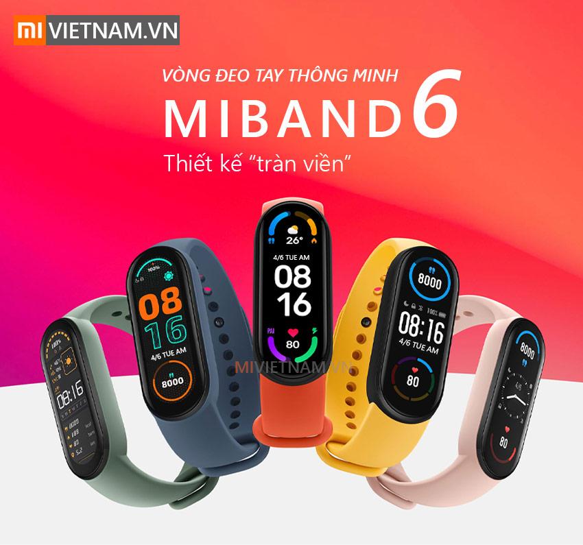 Xiaomi Mi Band 6 sẽ cảm biến đo nồng độ oxy, GPS, hỗ trợ WhatsApp và Telegram, ra mắt vào ngày 29 tháng 3
