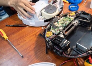 Top địa chỉ bảo dưỡng, sửa chữa Robot hút bụi uy tín tại Hà Nội