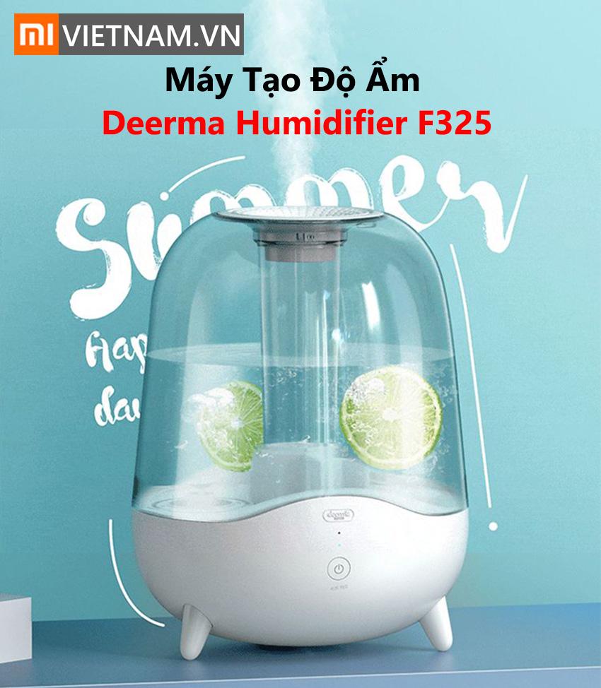 may tạo đọ ẩm xiaomi deerma F325