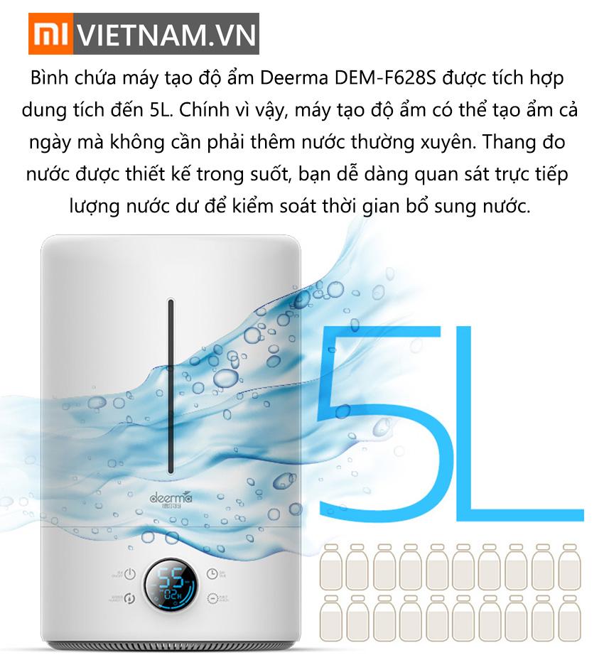 Máy tạo độ ẩm f628S 04