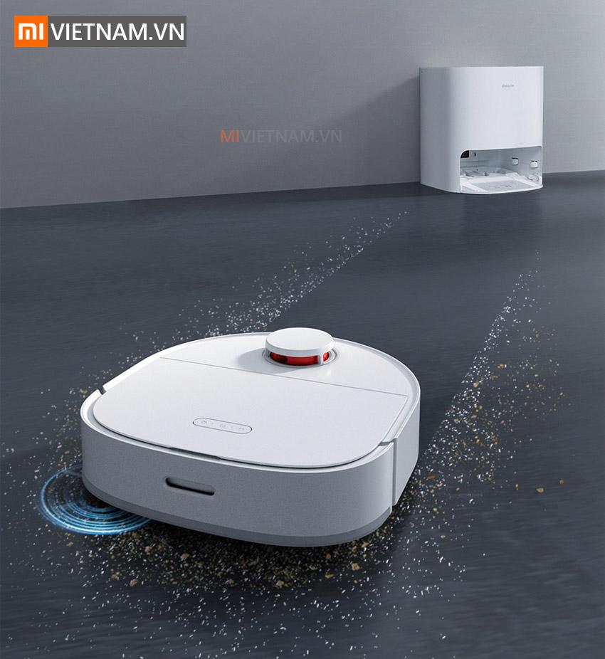 Robot Hút Bụi Lau Nhà Dreame Bot W10